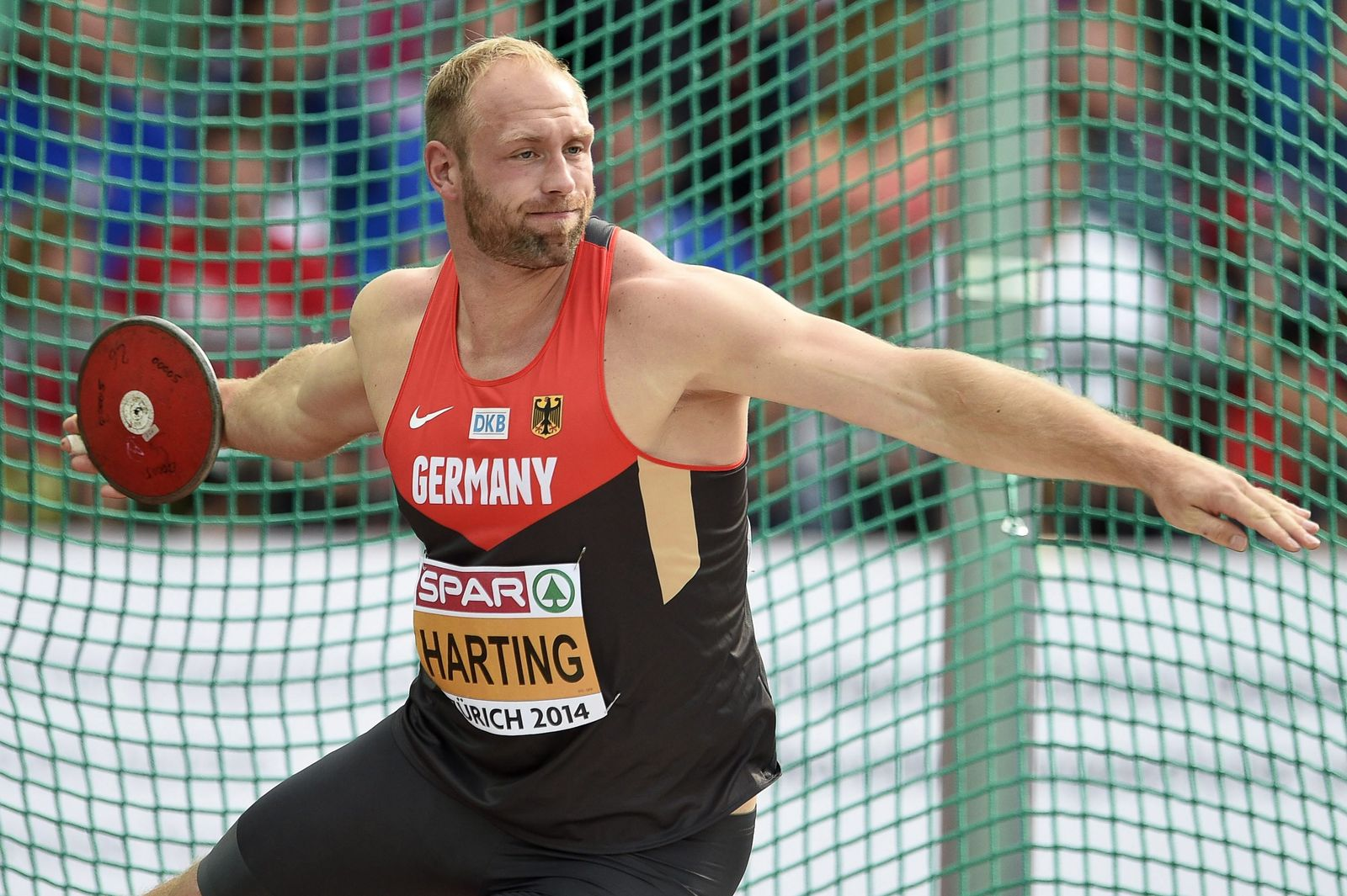 Athletics European Championships 2014