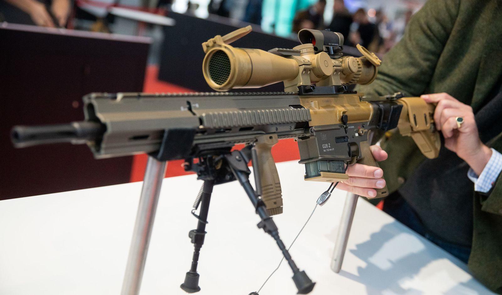 Heckler & Koch Gewehr