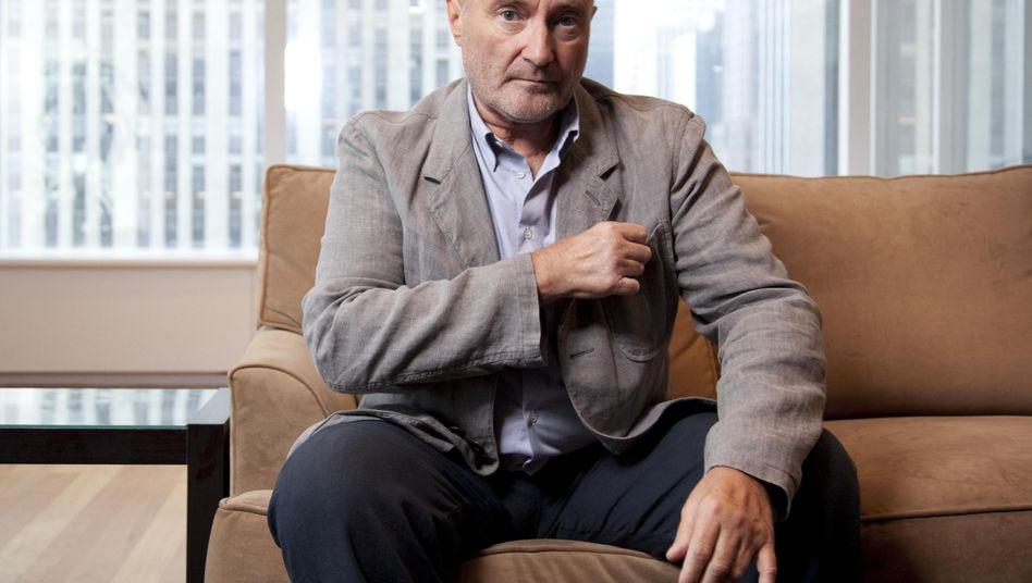 Musiker Collins (Archivbild 2010): Er ist zurück