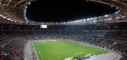 Stade de France: Einzige neu gebaute Arena für die WM 1998