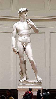 Michelangelos David-Statue: Symbol mündiger Bürger
