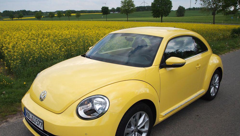 VW Beetle: Bucklig in die Zukunft