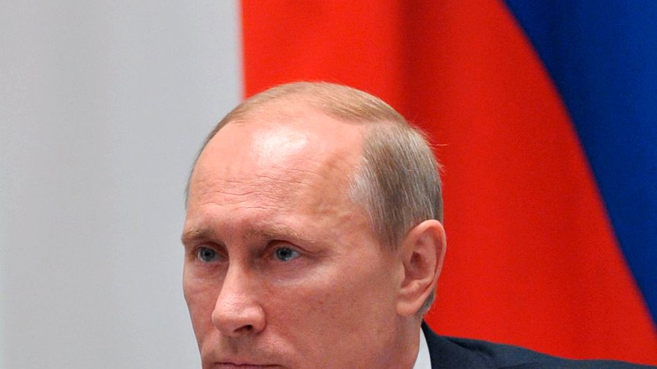 Vladimir Putin is focusing his attention on foreign-supported activists and NGOs in Russia.
