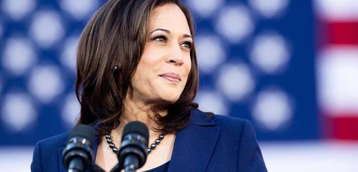Kamala Harris gibt Amt als Senatorin auf – Weg frei für Posten als Vizepräsidentin