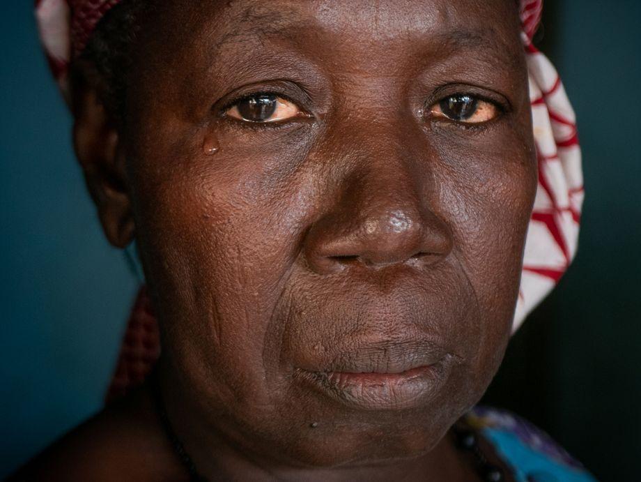 Lansanas Mutter Mafule Camara
