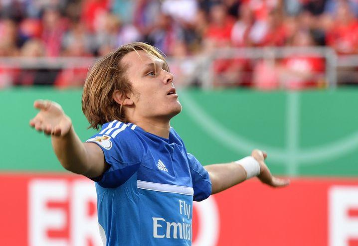 Hamburgs Messi Alen Halilovic