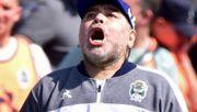 So lief Maradonas Debüt als Gimnasia-Trainer