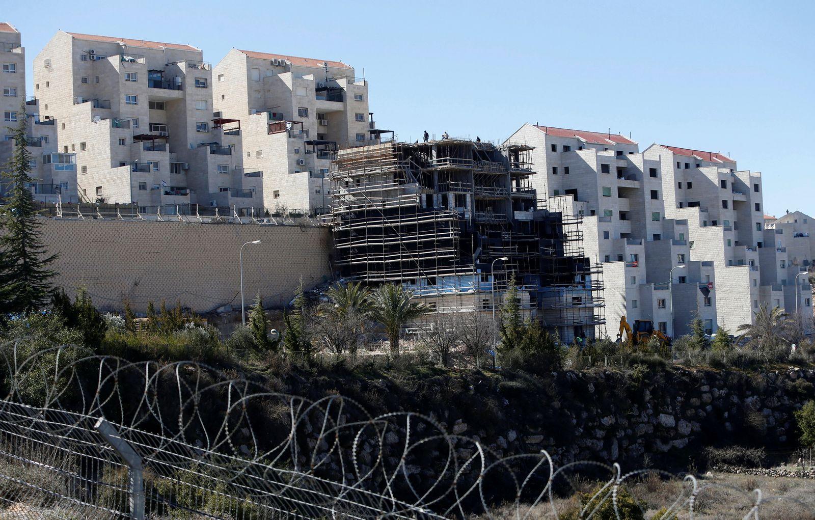 Israel Siedlungen
