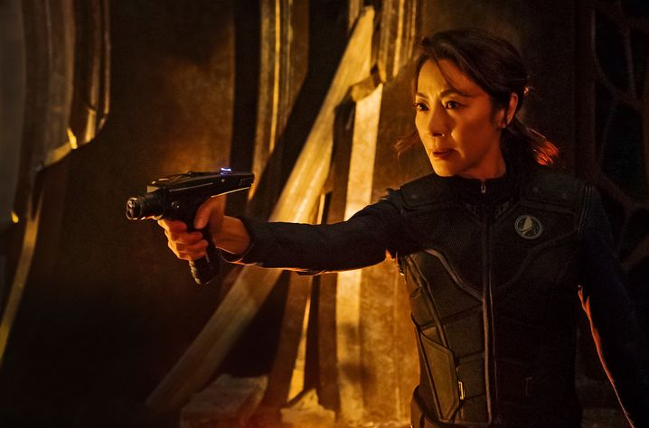 "Michelle Yeoh in ""Star Trek: Discovery"""