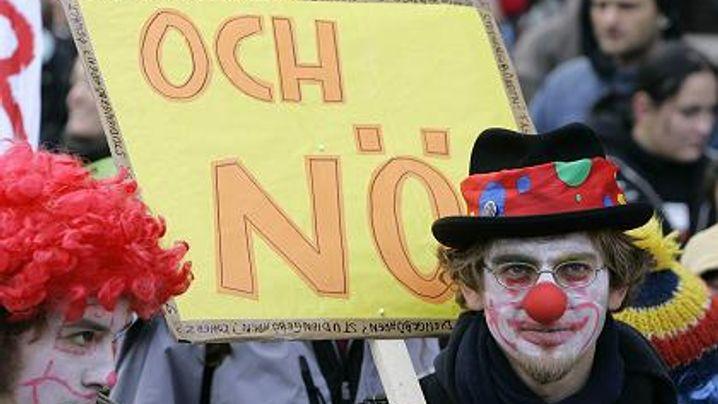 Studiengebühren: Die Proteste der Studenten
