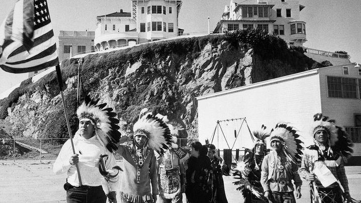 Indianer-Protest 1969: Flucht nach Alcatraz