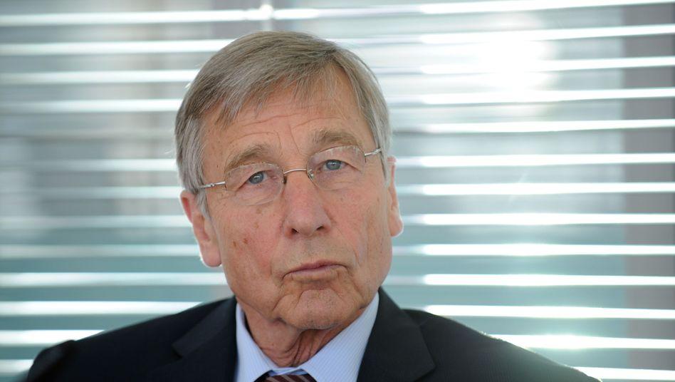 Ex-SPD-Mann Clement: für ein langes Arbeitsleben