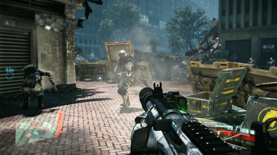 """Ego-Shooter """"Crysis 2"""": Nominiert als Bestes Deutsches Spiel des Jahres"""
