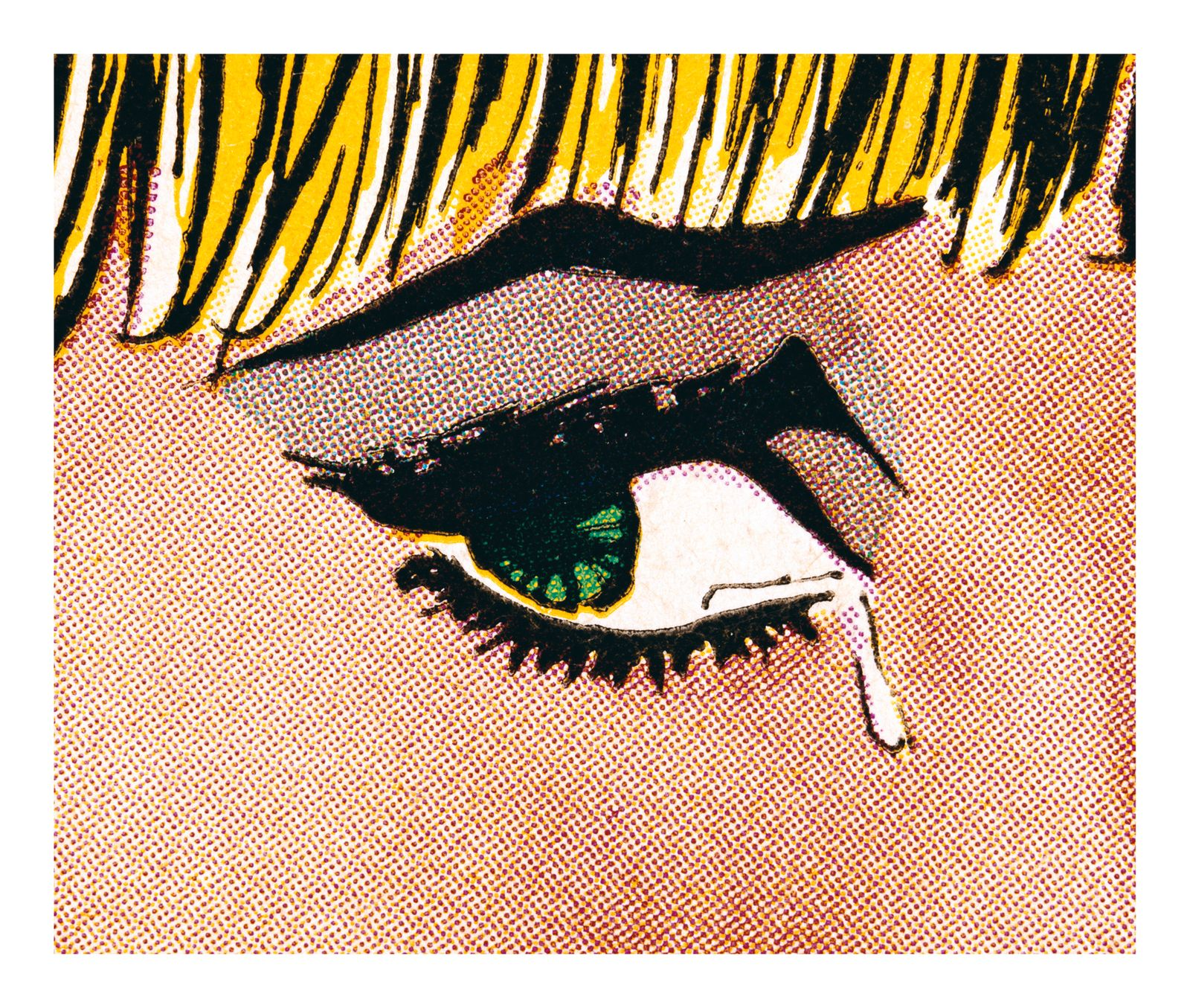 Collier_Woman Crying (Comic) 8