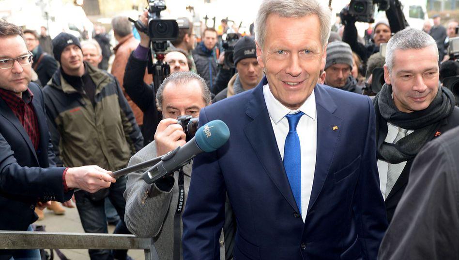 Ex-Bundespräsident Wulff: Staatsanwaltschaft legt Revision ein