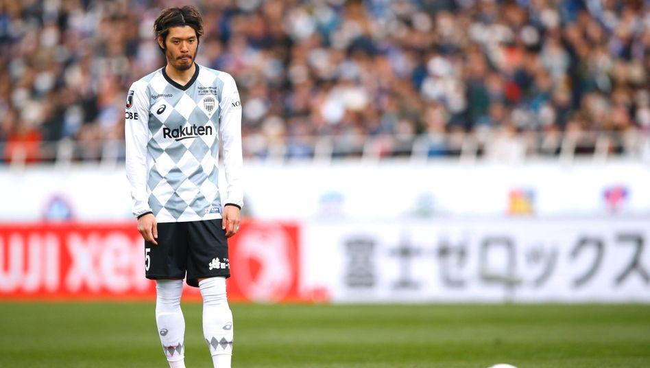 Hotaru Yamaguchi behielt als einer der wenigen Elfmeterschützen die Nerven