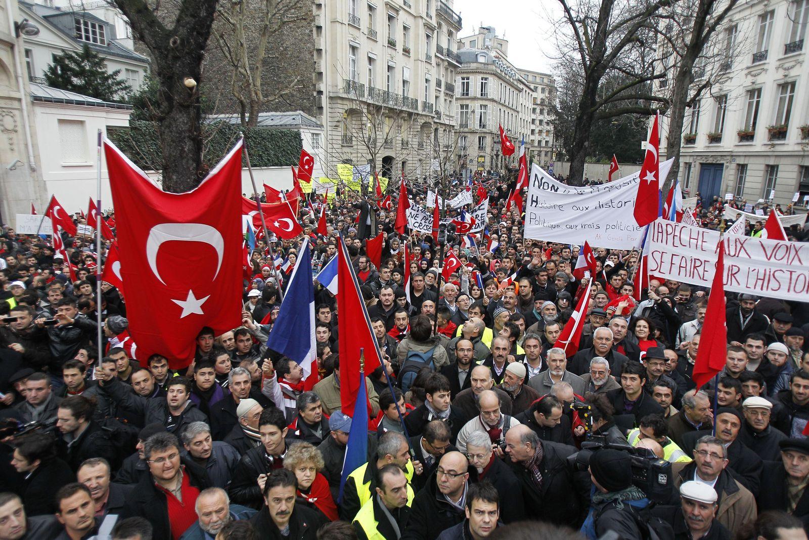 Paris / Türkei / Armenien