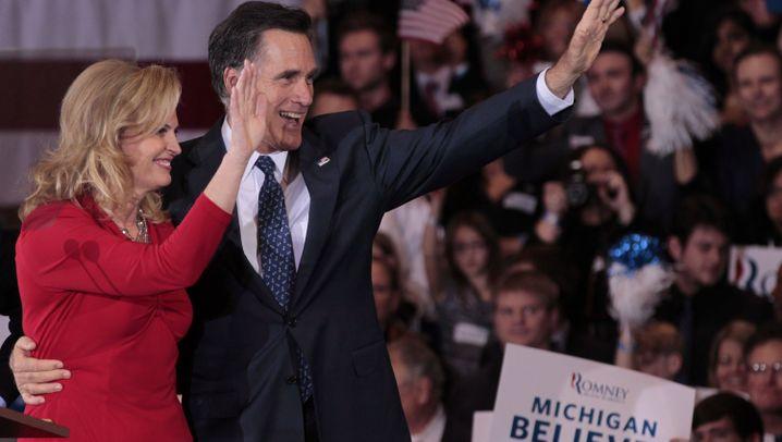 US-Vorwahlen: Entscheidung in Michigan