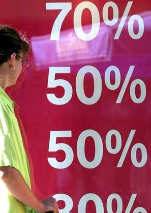 Das Ende der Rabattschlacht: Die Kunden suchen wieder Orientierung