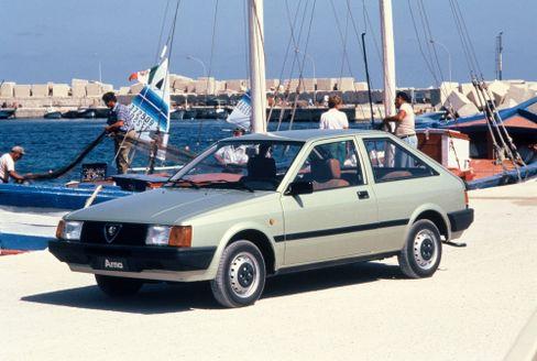 Alfa Romeo Arna: Der Nissan mit Alfa-Logo gilt als Tiefpunkt der Modellgeschichte