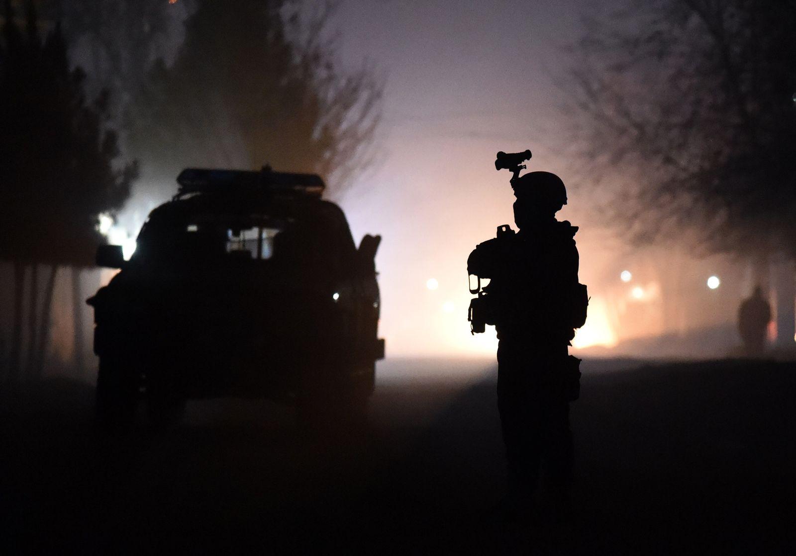 Kabul/ Anschlag/