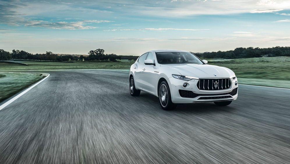 Fahrbericht Maserati Levante: Zweischneidiger Auftritt