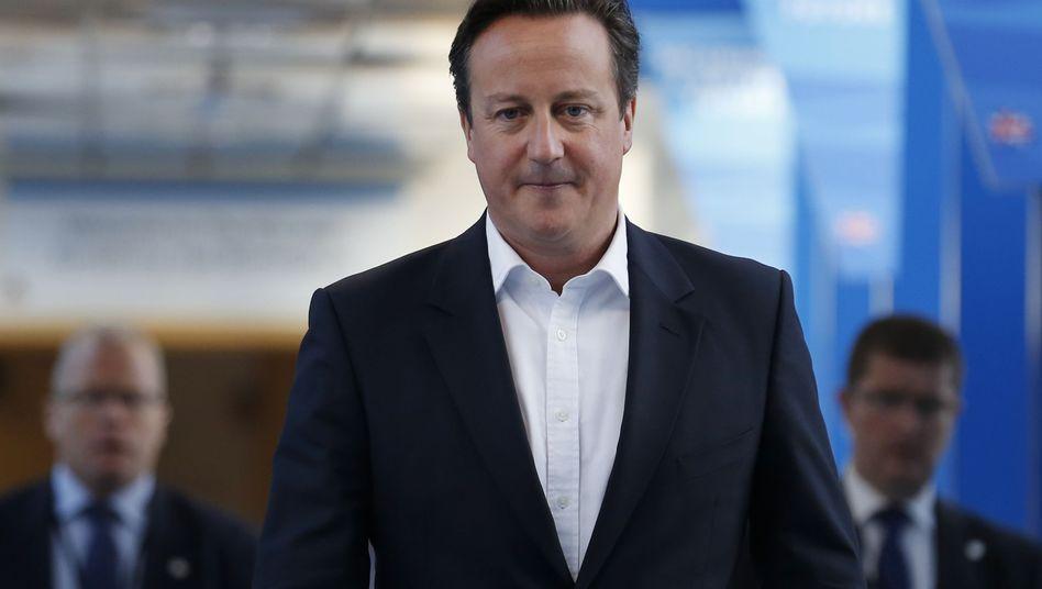 Britischer Premier David Cameron: Nachzahlung auf Raten