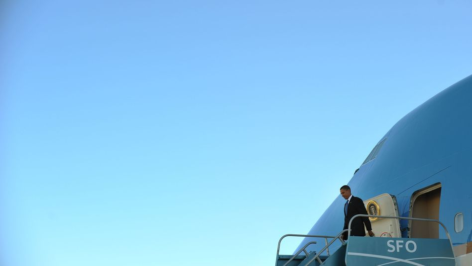 Berlin will have to wait a while longer before Air Force One touches down for US President Barack Obama's first official visit.