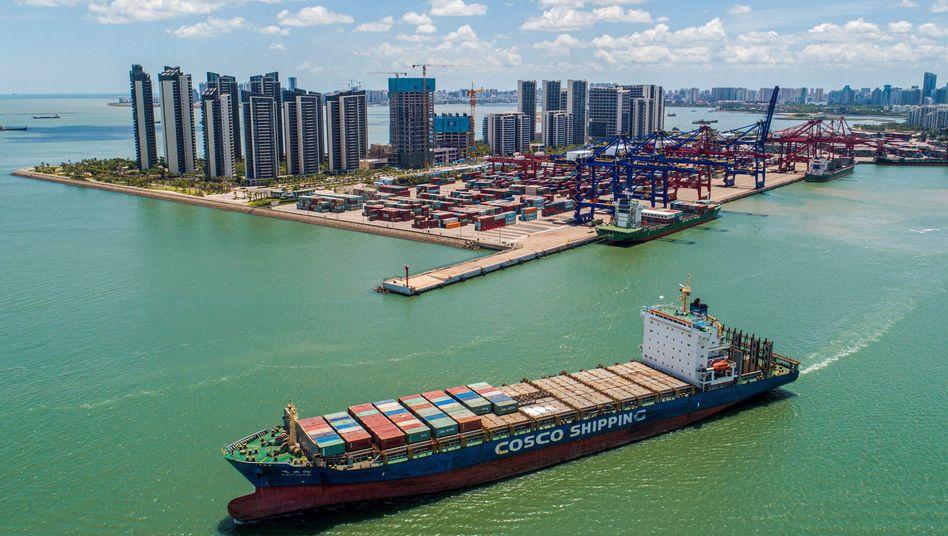 Wer geht in den kommenden Jahrzehnten als führende Wirtschaftsmacht voran? Städte wie das chinesische Haikou wachsen rasant