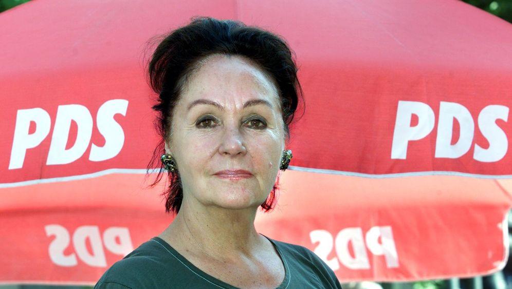 Luc Jochimsen: Kandidatin der Linken für Bellevue