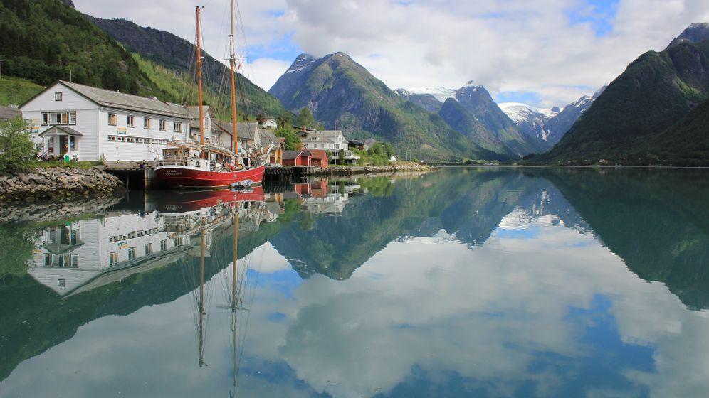 Bücherdorf Fjærland: Norwegens schönste Seiten