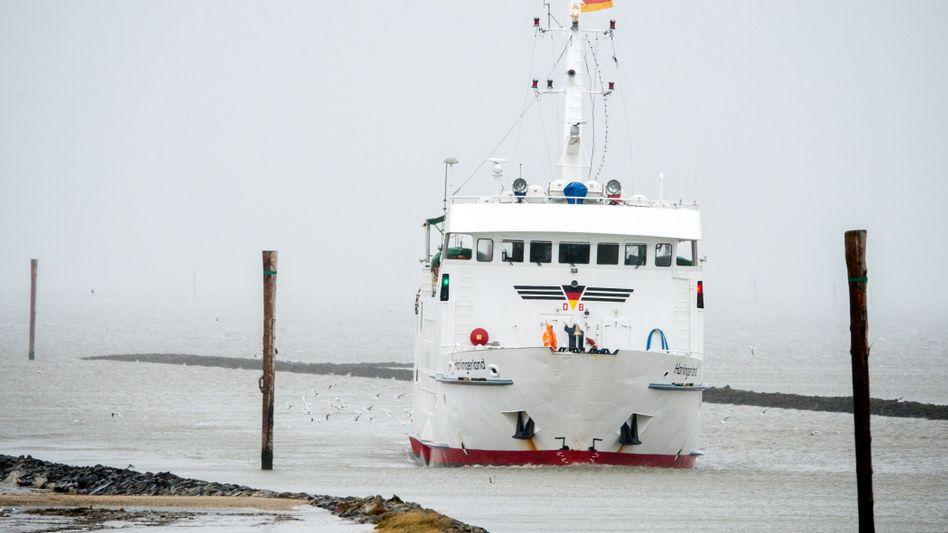 Ein Schiff in der Nordsee (Archivbild): Bald emissionsfrei unterwegs?