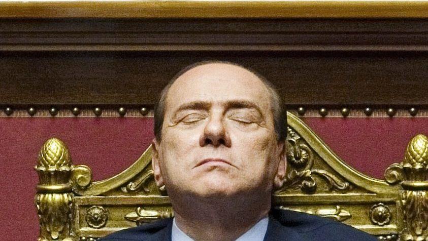 Ministerpräsident Berlusconi: »Ich bin sauber in allem, was ich tue«