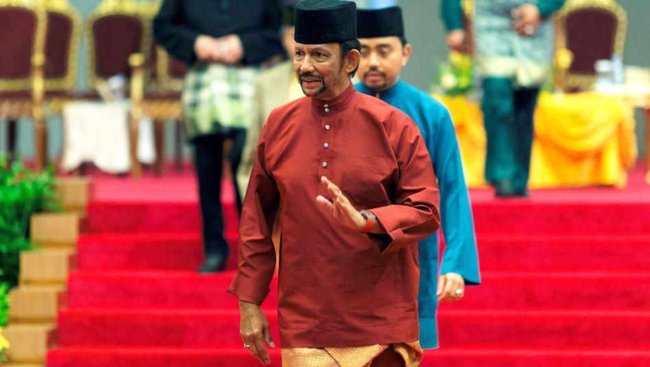 """Sultan Hassanal Bolkiah: Ein Staat, """"der seine Verehrung immer Allah widmet"""""""