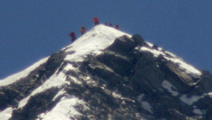 Japanischer Bergsteiger: Altersrekord am Mount Everest
