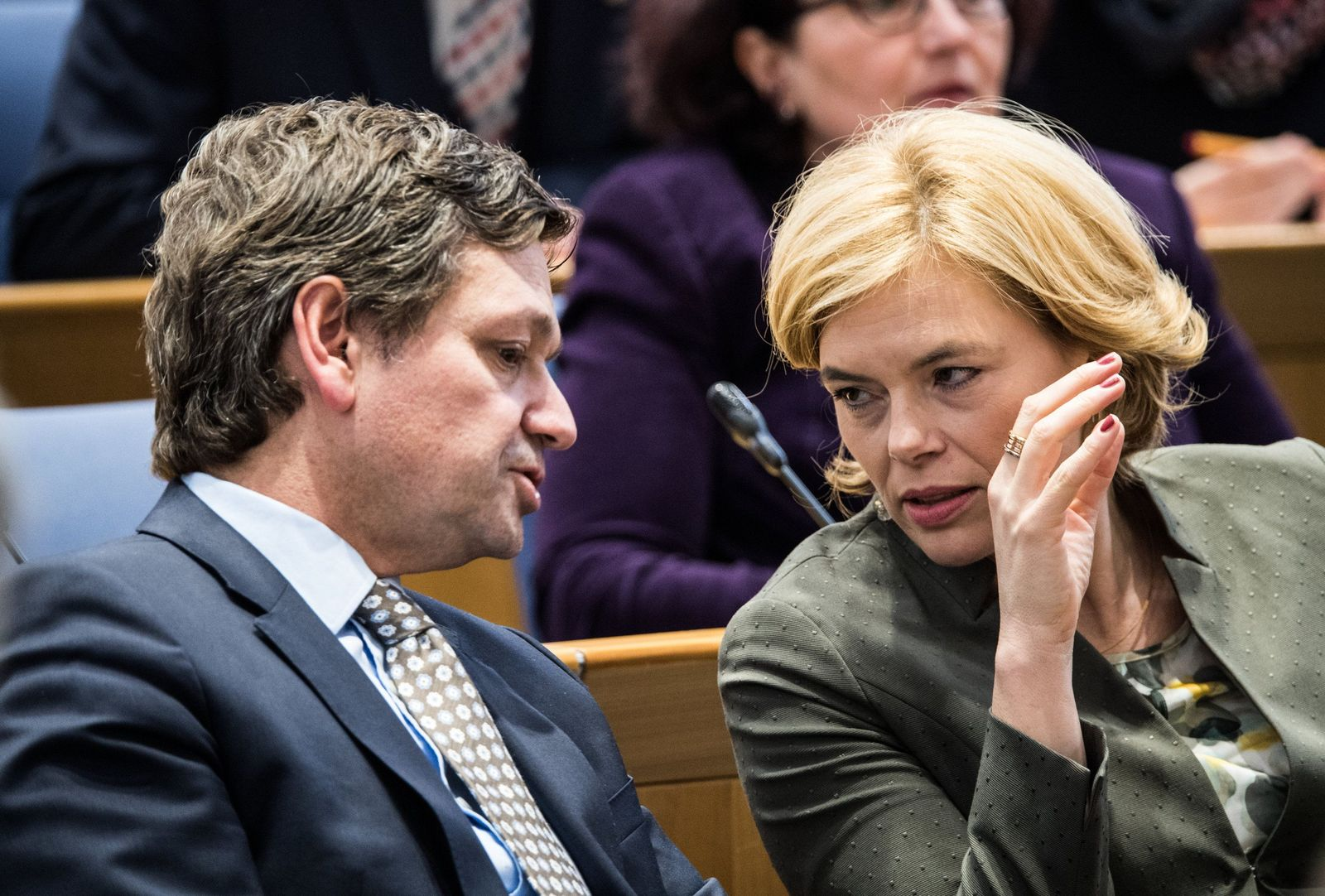 CDU Rheinland-Pfalz - Klöckner und Baldauf