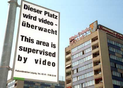 Achtung Leipzig: Auch dieser Platz steht unter Beobachtung