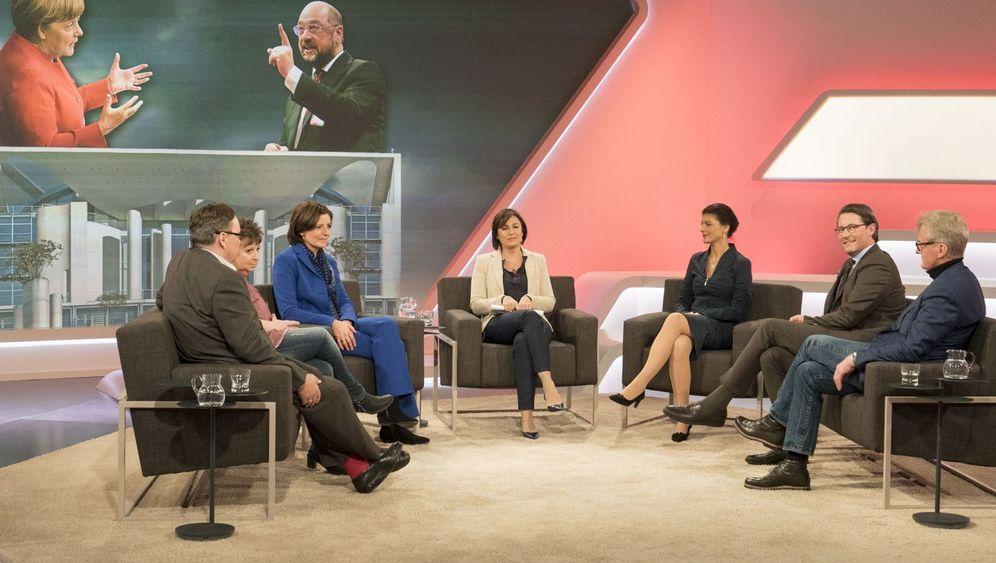 Maischberger: Schafft Martin Schulz das?