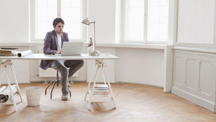 Chef-Gehälter: Wie sich's im Internet wirtschaftet