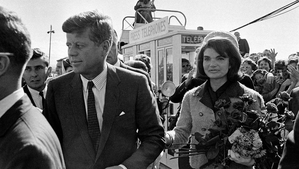 Kennedy-Attentat: Präsident, Mörder, Augenzeugen