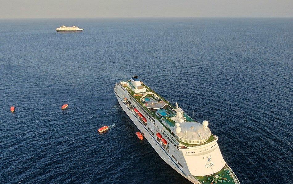 Krezzfahrtschiffe/ Transocean