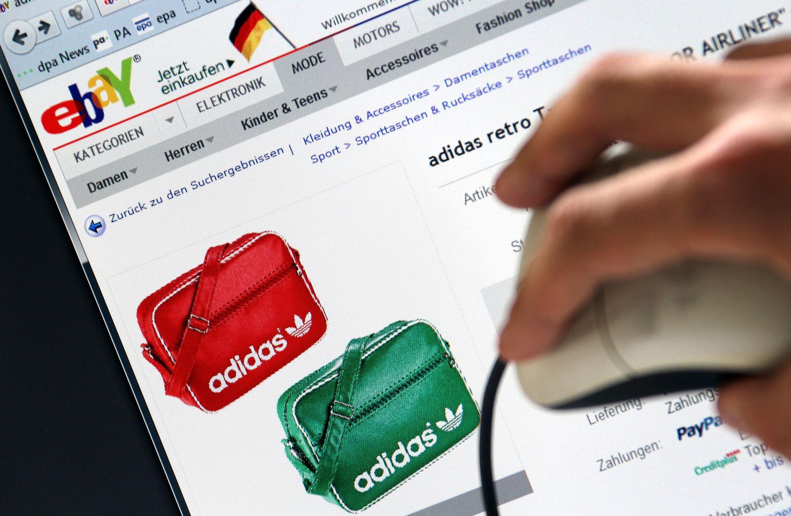 Adidas verbietet Händlern Verkauf über Amazon und Ebay