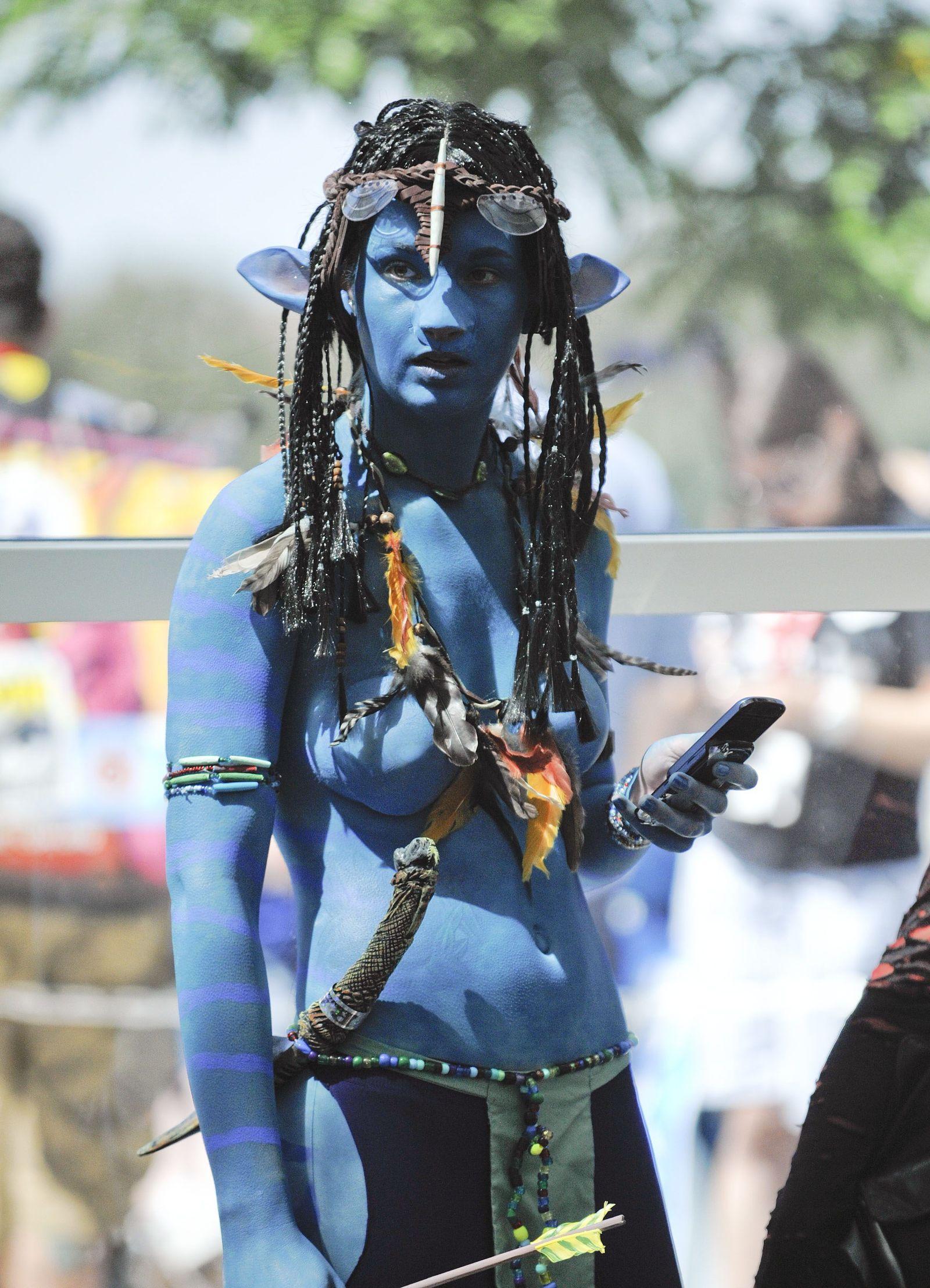 Comic Con 2011/ San Diego/ Avatar
