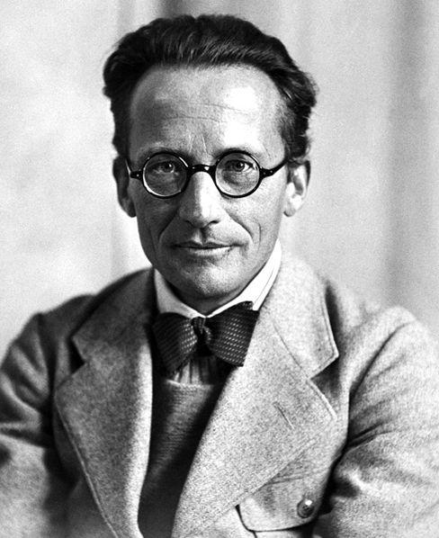 """Nobelpreisträger Schrödinger: """"Vielseitiger, aber zugleich kraftvoller und tiefschürfender Stil"""""""