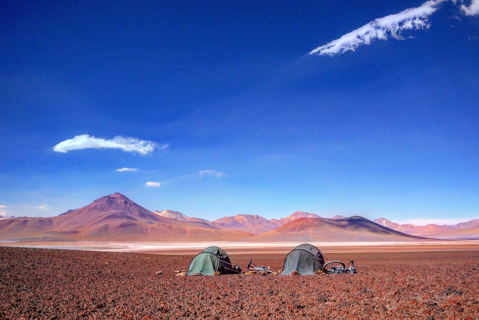 Best Wild Camp spot
