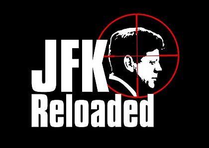 """Wortspiel: Verweist """"Reloaded"""" auf die """"Wiederholung"""" des Kennedy-Mordes - oder auf Oswalds Gewehr?"""