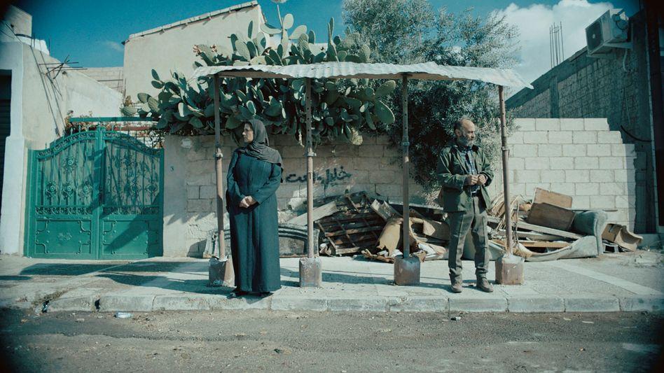 Hauptdarsteller Abbas und Daw: Diese Liebe entwickelt sich langsam