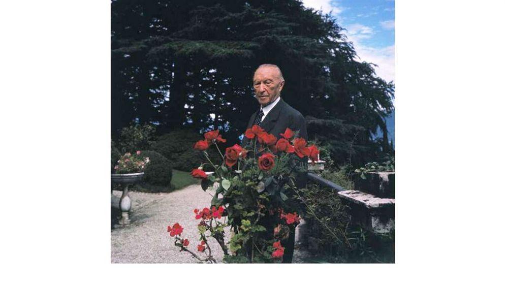 Adenauers vorzeitiger Tod: Die Kanzler-Ente