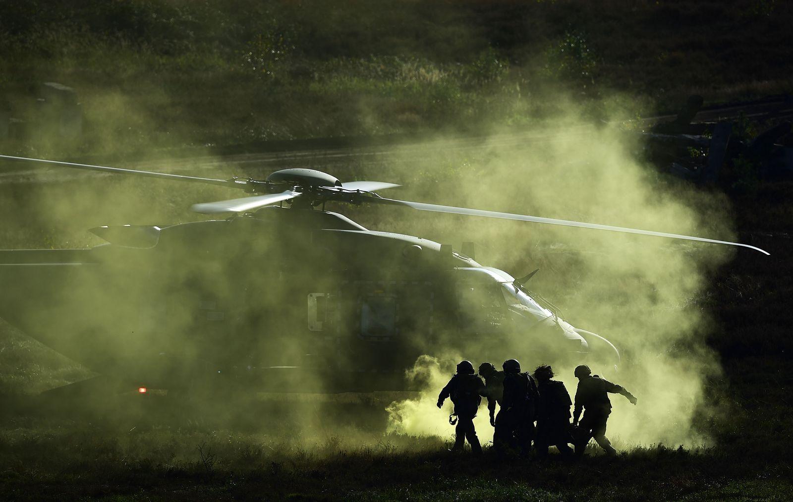 Bundeswehr Übung