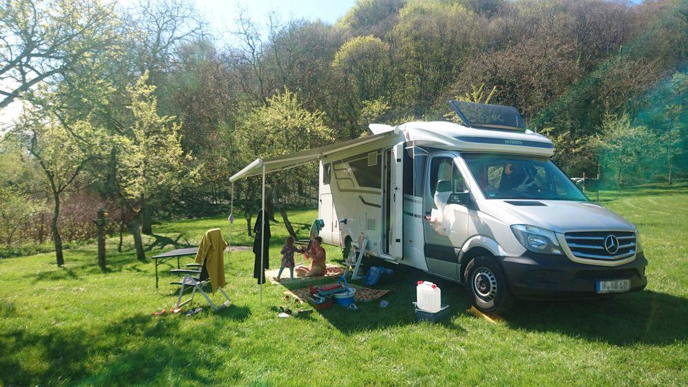 Bodennaher Urlaub: Das Leben ist ein Picknick, manchmal